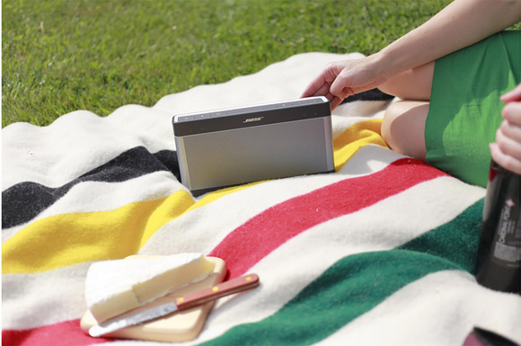 bose soundlink iii portable for the park