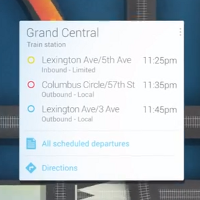 Google Now adds new cards for car rentals, NCAA Football and more