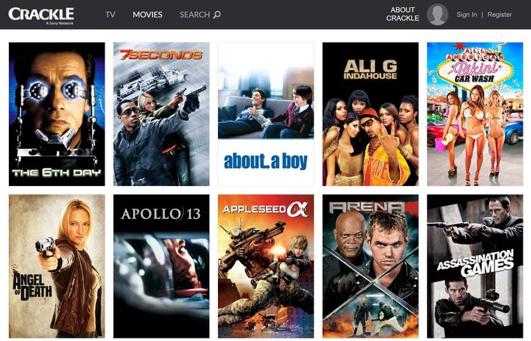 Watch free up to date movies online