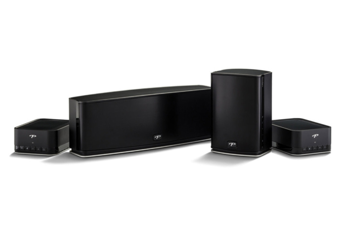 Paradigm's PW Amp is part of a larger family of Premium Wireless products that include wireless spea