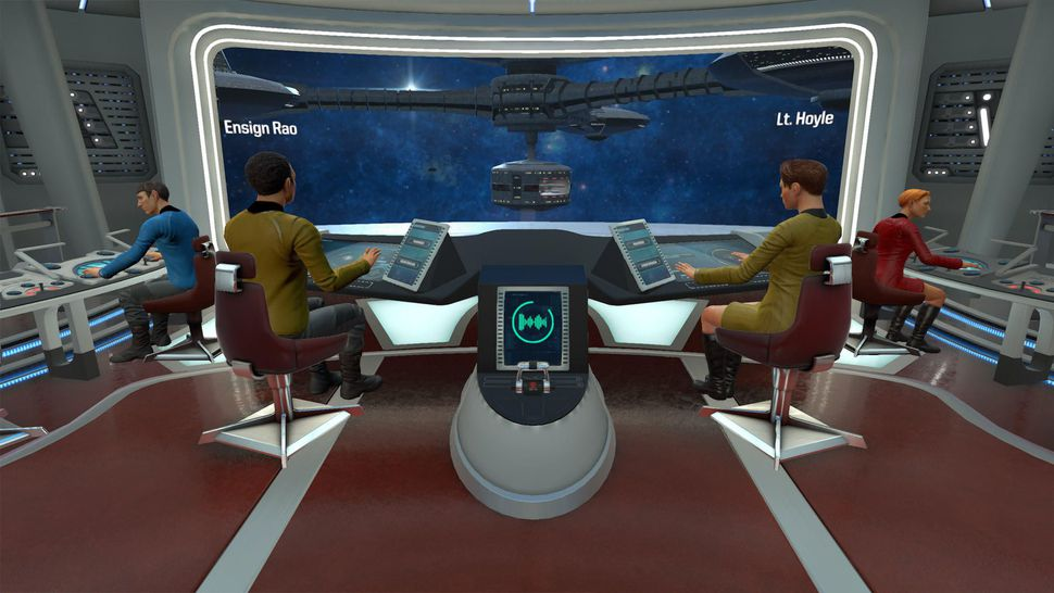 Cell phone jammer MS | Red alert! Voice commands make this Star Trek game even more fun